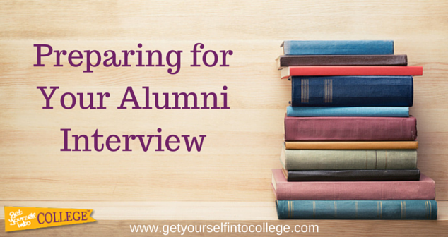 Preparing for Your Alumni Interview