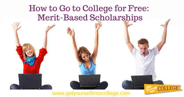 merit based scholarships List of merit scholarships based on gpa, sat/act test scores, or academic achievement.