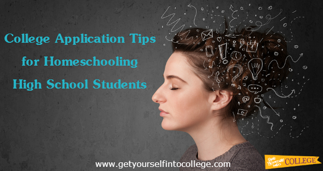 College Application Tips for Homeschooling Students
