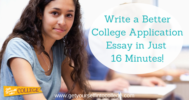 How to be a better essay write how to college