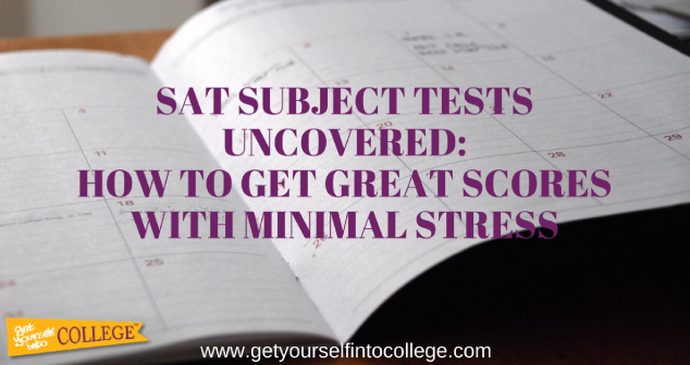 SAT Subject Tests Uncovered - MIT Student & Dr  BernsteinDr