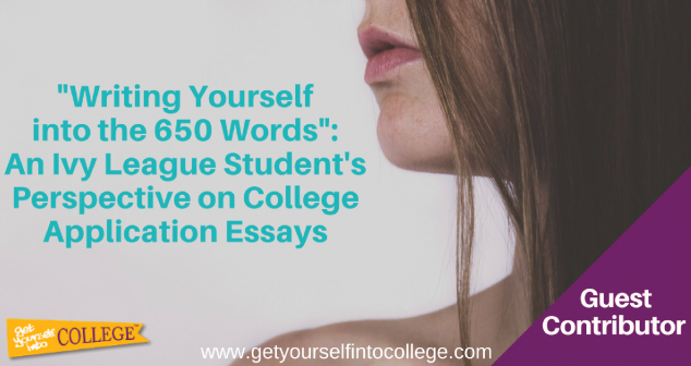 Ivy League Student on Pain of College Application Essays